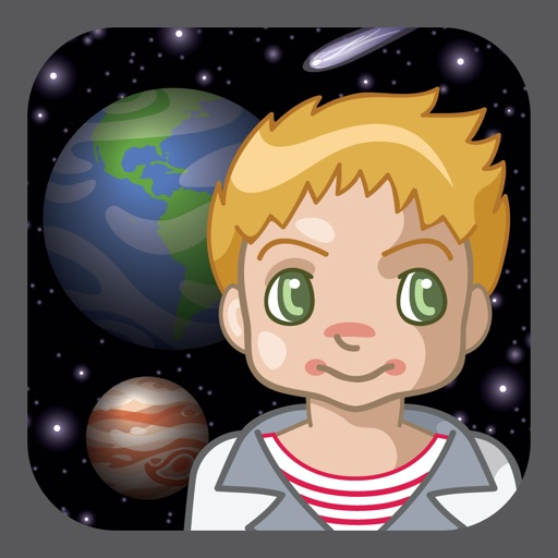 Junior Astronomer Solar System Adventure iOS App