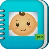 Baby Tracker & Digital Scrapbook   Kidfolio Pro with Tooth Chart icon