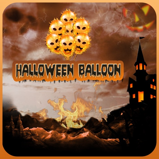 Halloween Scary Balloon Popper - Monster Balloons Popping Fun Game iOS App