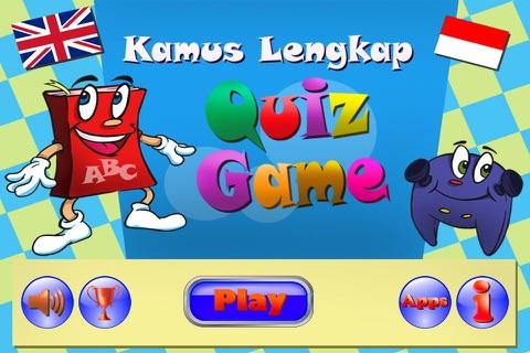 Kamus Lengkap Quiz Game screenshot 1