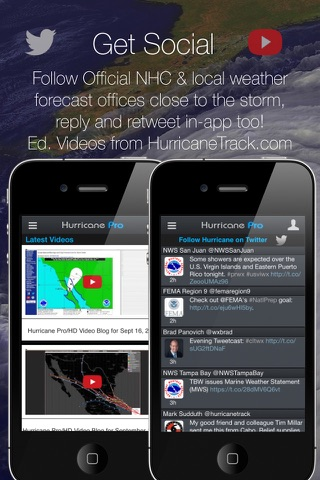 Hurricane Pro screenshot 4