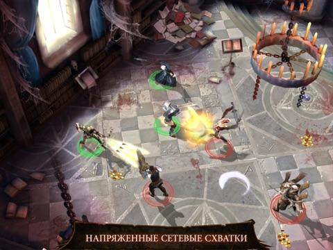 Dungeon Hunter 4 Скриншоты8
