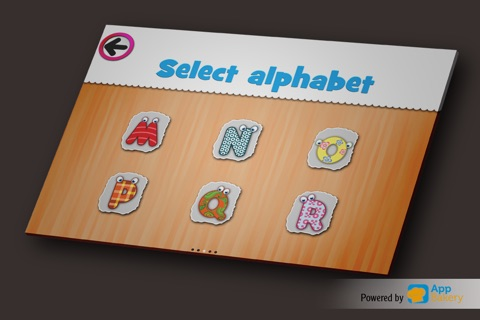 Creative Kids Academy - ABC alphabet & numbers games pre-k kids screenshot 2