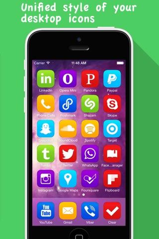 Skin My Icons- Home Screen Icons,Icons Skin screenshot 2