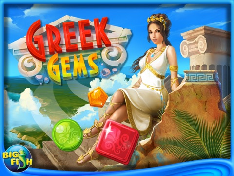 Greek Gems - A Collapse Game-ipad-4