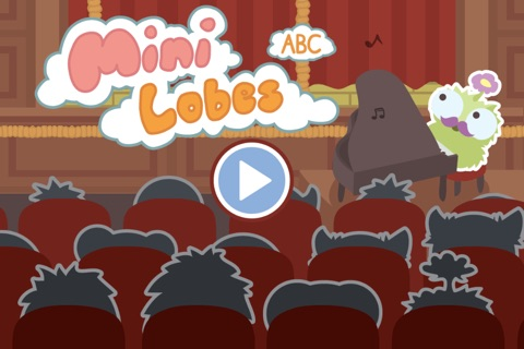 Minilobes - ABC (Eng) screenshot 1