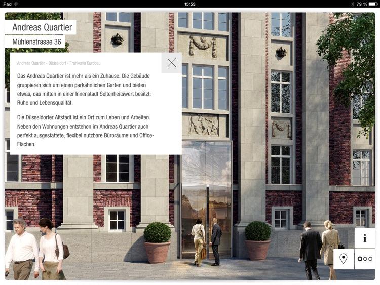 Cadman Düsseldorf andreas quartier offices düsseldorf by cadman gmbh