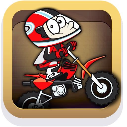 Moto X Extreme - Awesome Bike Jumping Stunt iOS App
