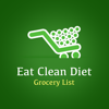 Eat Clean Diet Grocery List: A perfect clean diet foods shopping list for eating for wellness