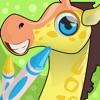 Attivo! Coloring Book Per i Bambini di Animali e Animali Domestici