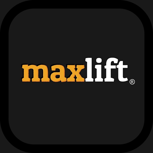 MaxLift Weight Lifting Tracker App for iPhone and iPad for Free