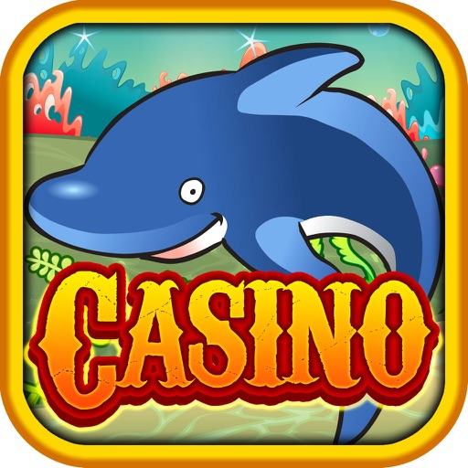 Slots Big Gold Fish with Daily Giveaways Casino Plus Bonus Games iOS App