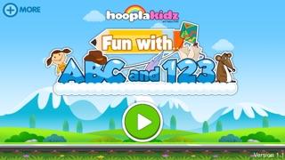 HooplaKidz Fun with A... screenshot1