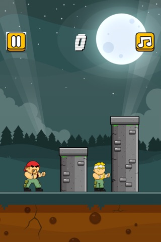 Army! Hit, Kick and Punch Like Crazy screenshot 2