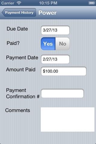 Pay It! screenshot 4