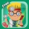 My Little Doctor - Kids Patient Treatment Using Real Dr Tools & Hospital Care