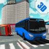 Bus Crash Simulator Crazy Race : Extreme Car Smash Bus Driver Simulation Game