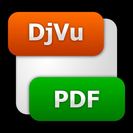 将DjVu转换为 PDF DjVu To PDF Converter