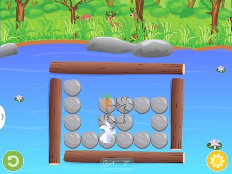 Bunny Puzzle-ipad-2