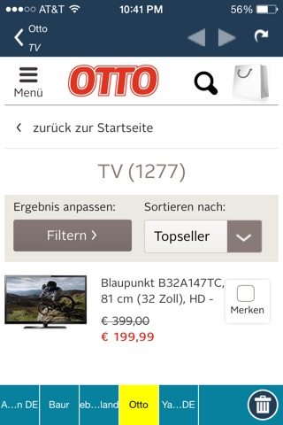 Shoppers App - Barcode reader, compare multiple online offers screenshot 3