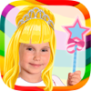 Become a Princess - Editor of amazing photos with stickers to change images