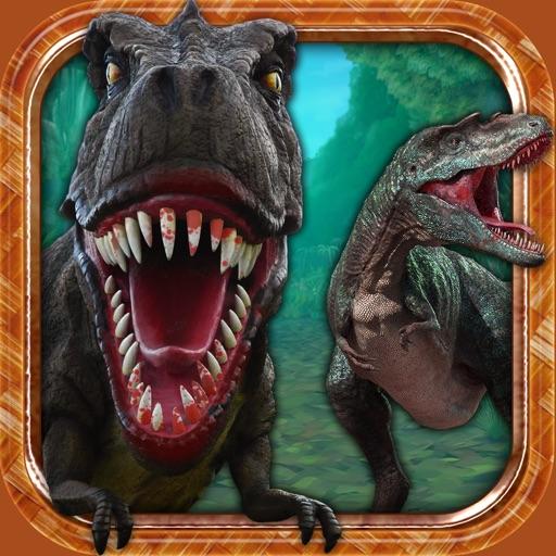 Dino Deadly Fight Hunter Simulator games -HD iOS App