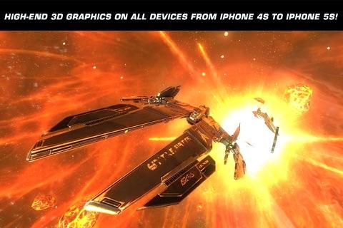 Galaxy on Fire 2™ HD screenshot 1