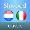 Dizionàrio Olandese <-> Italiano Slovoed Classic Sonoro