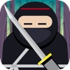 Ninja Chop Wood: Test your speed & reflex game