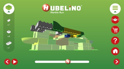 Marble Run 3D by Hubelino screenshot four