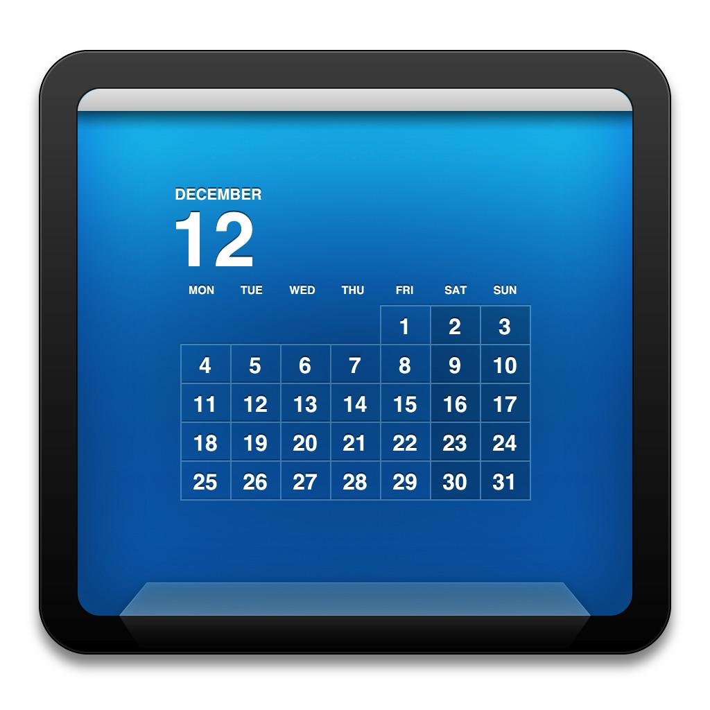 Desktop Calendar Mac : Sr g