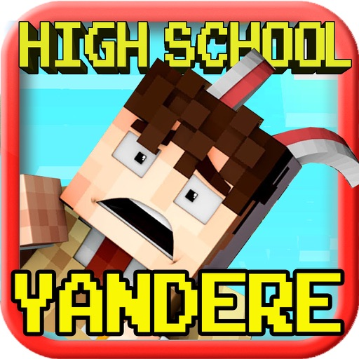 HUNTER HIGH SCHOOL ( Yandere Edition ) - Survival BLOCK Mini Game with Multiplayer