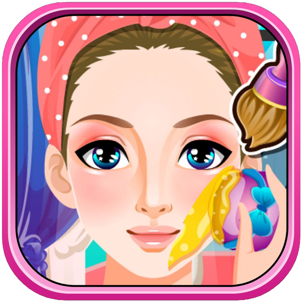 给公主化妆小游戏_公主化妆舞会 女孩 游戏