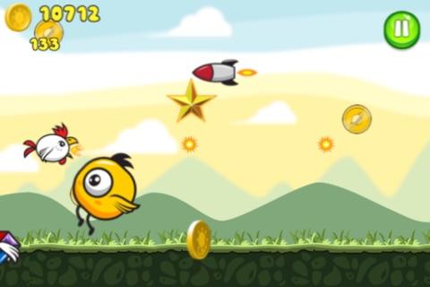 Chickens vs Aliens - Free screenshot 2