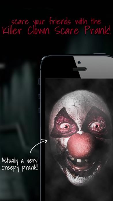 Killer Clown Scare Prank screenshot 2