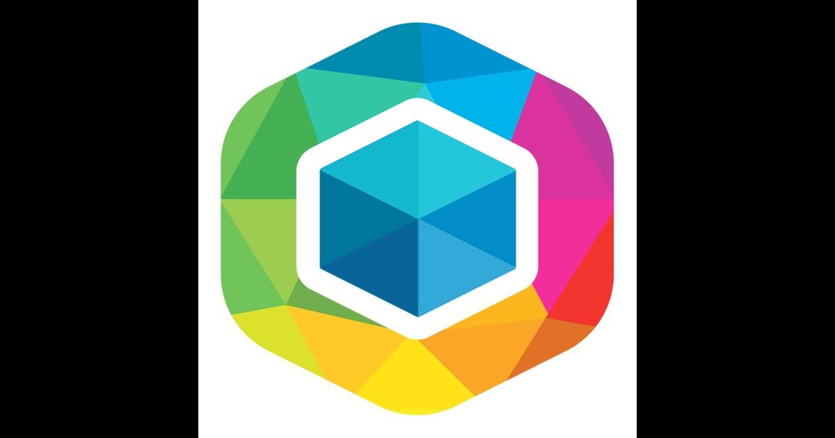 Iconica logo design creator app store Blueprint creator app