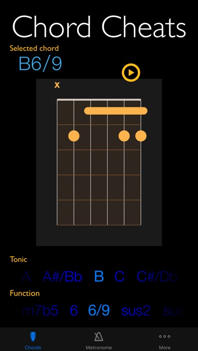 how to play guitar with metronome