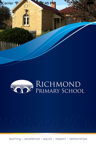 Richmond Primary School - Skoolbag screenshot 1
