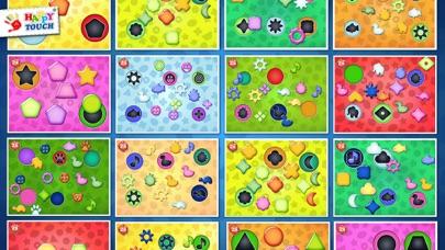 Screenshot of Colori e Forme da Happy-Touch®4
