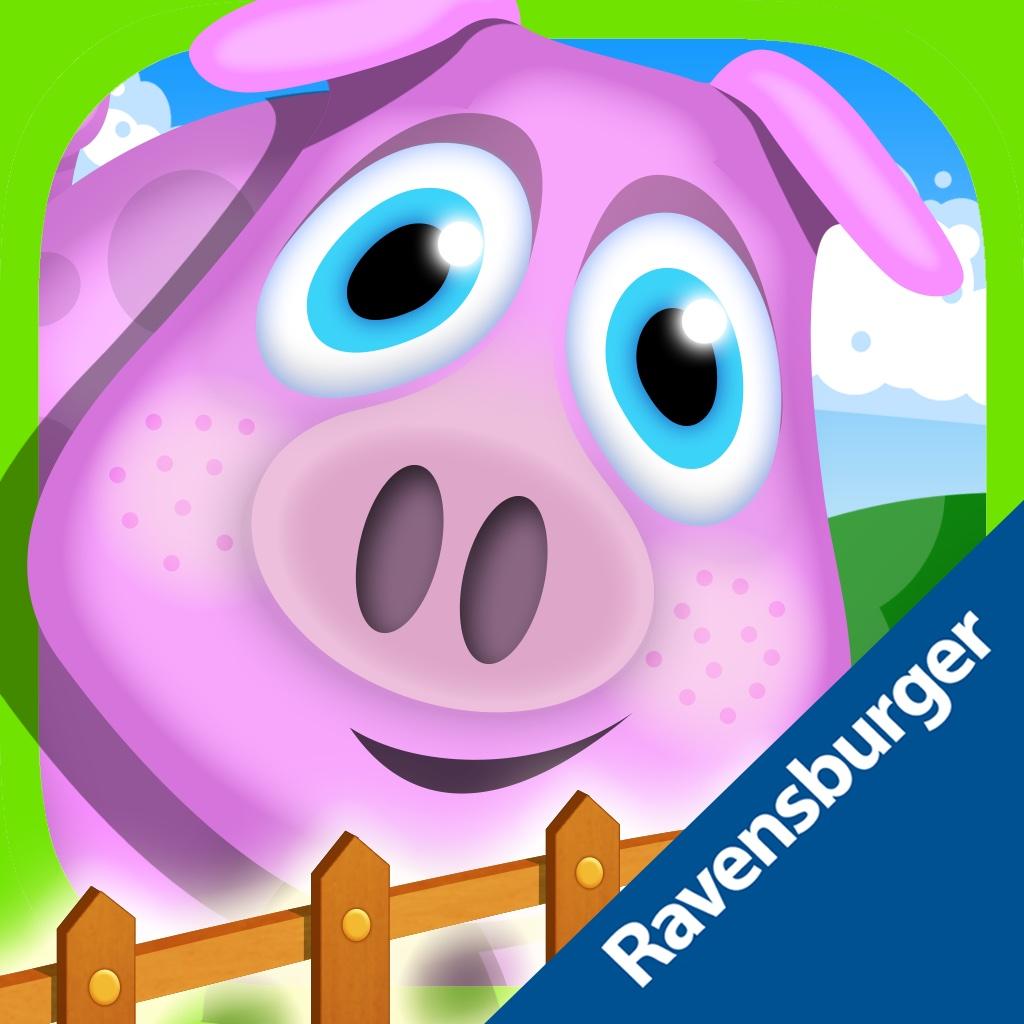 Oink, Oink – La mia pazza fattoria (AppStore Link)