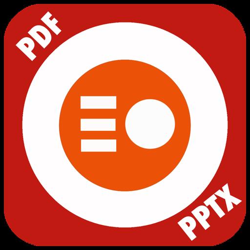 PDF to PPTX - Microsoft Powerpoint Edition