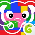 Gocco Zoo Pro - Creative Paint & Play for Kids icon