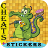 CHEATS, Stickers, Wallpapers, and Lots of Gator Alligators and Cute Ducks to Enhance your Photos – with Where's My Water 2 Pro Edition