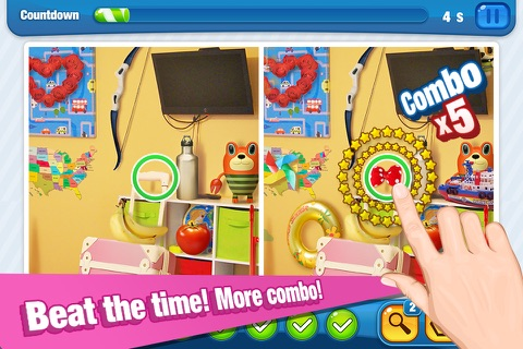 Toy Stories Adventure: Spot Difference Game screenshot 1