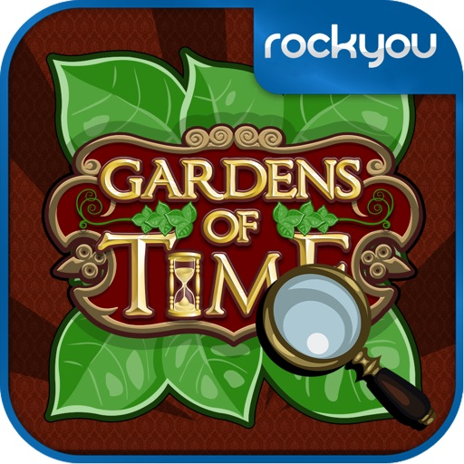 时光花园之隐匿:Hidden Objects: Gardens of Time【迪士尼出品】