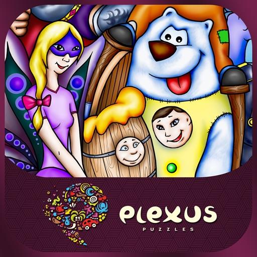 Touching Masquerade, a PLEXUS Puzzle iOS App