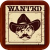 Wild West Wanted Poster Maker - Make Your Own Wild West Outlaw Photo Mug Shots