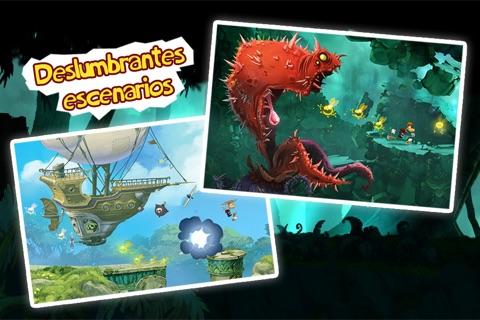 Rayman Jungle Run screenshot 4