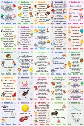 Kids Song All - 220 Songs screenshot 3