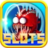 Ice Monster Slots - Ace Vegas Spin Casino Game FREE